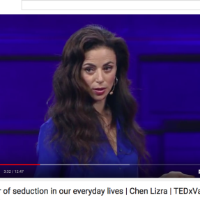 TED-talk: The power of seduction in our everyday lives
