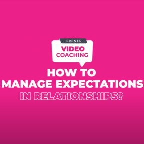 How To Manage Expectations In Relationships?