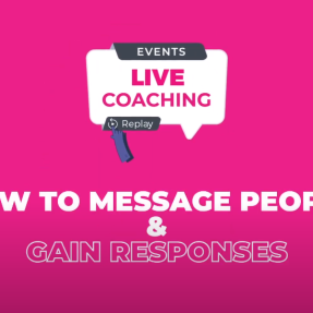 How to message people