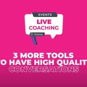 3 more tools to have quality conversation